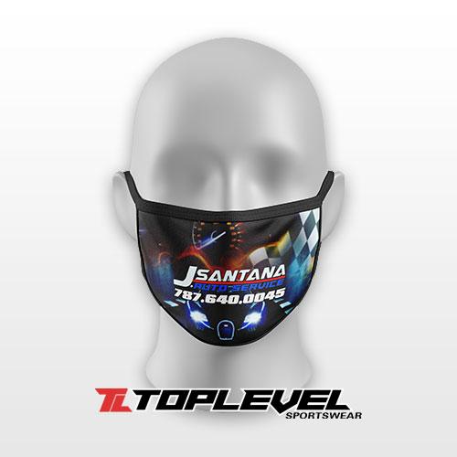 J Santana Facemask