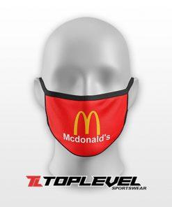 McDonnalds Facemask
