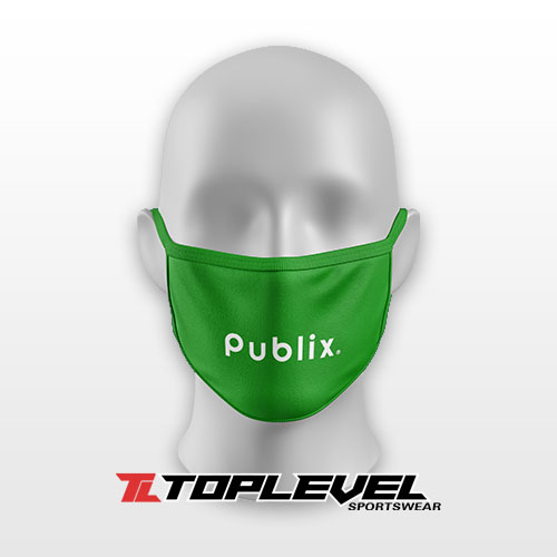 Publix Supermarkets Facemask