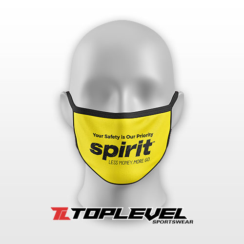 Spirit Airlines Facemask