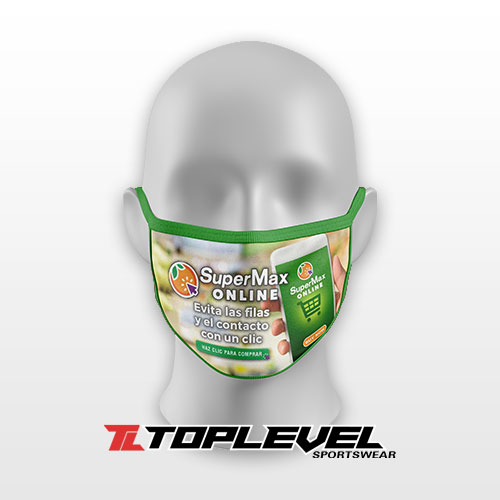 SuperMax Facemask