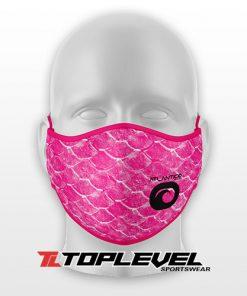 atlantico buublegum mask mockup Toplevel Sportswear | (321) 200-0305