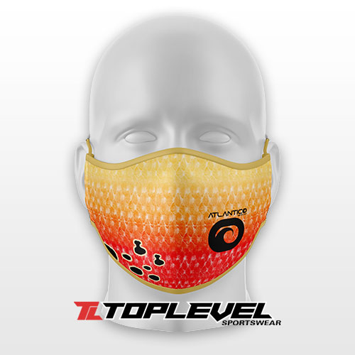 Redfish Fish Facecover